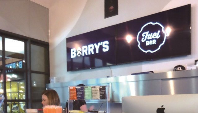 barry's⑤